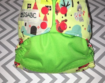 OS Cloth Diaper Cover