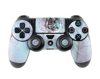 Sony PS4 Controller Skin Kit - Illusive by Nature by Mat Miller - DecalGirl Decal Sticker