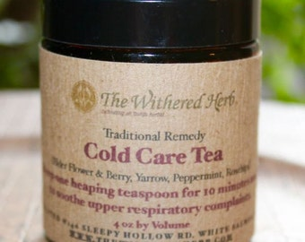 Cold Care Tea