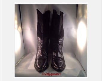 Vintage zodiac boots | Etsy