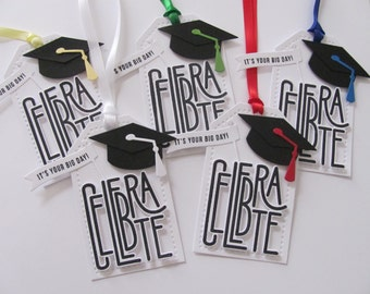 Graduation Tags, Graduation Cap Tags,Graduation Party Tags, Graduation Party Decor, Graduation Party, Graduation Decoration, Graduation Cap