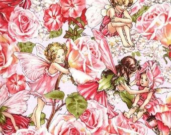 Michael Miller Fabrics - Sweet Garden - DC4220-ROSE-D