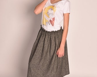 "SALE: 50% Skirt ""Miss Chaplin 1"""