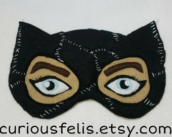 catwoman sleeping mask