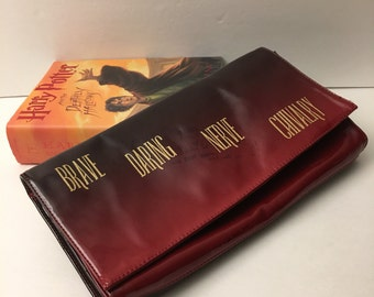 Harry Potter Themed Clutch - Gryffindor