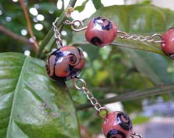 Handmade Glassbead Bracelet