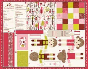 Just Another Walk Panel by Stacy lest Hsu for Moda, 20520 11