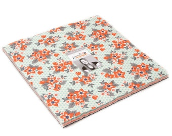 """Sweet Marion Layer Cake by April Rosenthal for Moda, 42 - 10"""" squares"""