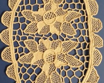 needle lace Burano