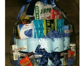 Over the Hill Adult Diaper Cake