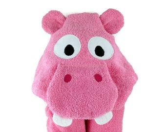 1st Birthday Gift Girl Baby First Birthday Gift Personalized Baby Girl Gift Girl Hooded Towel Baby Bath Towel