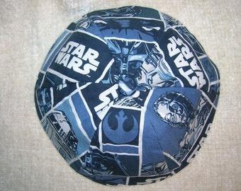 Star Wars and Dr Who Kippah/yarmulke/skullcap