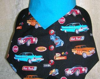 Cutest Baby Boys' Bib- Scarf collar