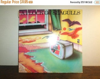 Save 30% Today Vintage 1982 Vinyl LP Record A Flock of Seagulls Self Titled Excellent Condition 9439