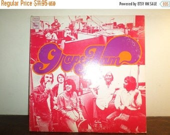 Save 30% Today Vintage 1968 Vinyl LP Record Grape Jam Moby Grape Excellent Condition 10218