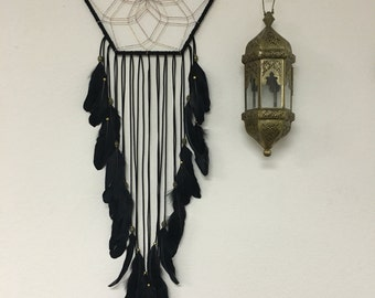 Dark Haze Dream Catcher