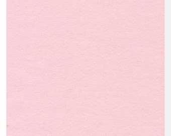 FLANNEL Solid PINK by Cloud9 - 100% Organic Cotton (0.25m)