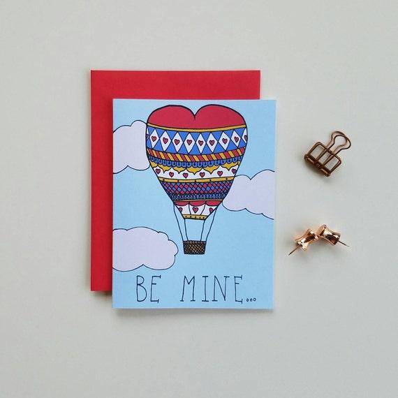 Valentine Karte Für Ihn, Valentinstag Karte Für Valentine Karte Freundin,  Freund, Valentinstag, Valentinstag Karte Mann Karte Ihr