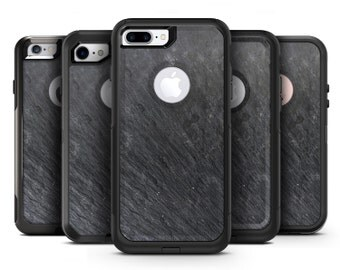 Grungy Black Cliffside - OtterBox Case Skin-Kit for the iPhone, Galaxy & More