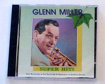 Glenn Miller – Super Hits from the 30's and 40's CD
