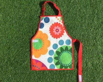 delantal Montessori niño/niña 3 - 6 años