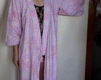 Pink Kimono or Nightgown