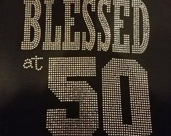BLESSED at ??- You pick your age