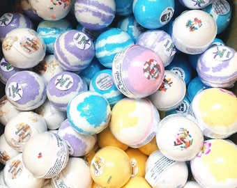 Bath Bomb, bulk bath bombs, 50 Large Bath Bomb, Bath fizzy, You Pick the Scents 7oz, wholesale bath bomb, lush bath bomb, bulk order fizzie