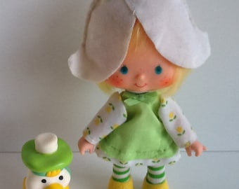 MINT TULIP w/ Marsh Mallard Vintage Strawberry Shortcake Doll