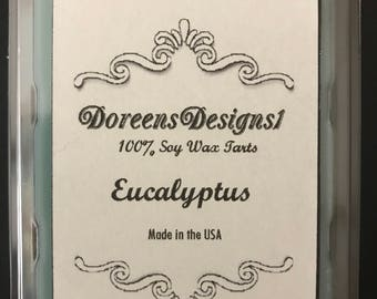 Eucalyptus Soy Wax Melts