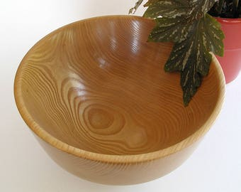Large Sycamore Salad Bowl