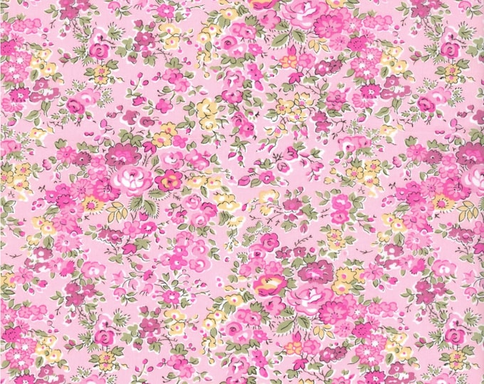 Liberty of London Tana Lawn TATUM L Liberty Fabric Fat Quarter Half Metre Full Metre From the Liberty Classic Collection