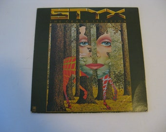 Styx - The Grand Illusion - Circa 1977
