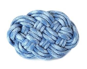Celtic Barrette - Hair Accessories - Nautical Barrette - Knot Barette - Barrette - Nautical - Celtic - Hair Barrette - Boho Barrette Ladies