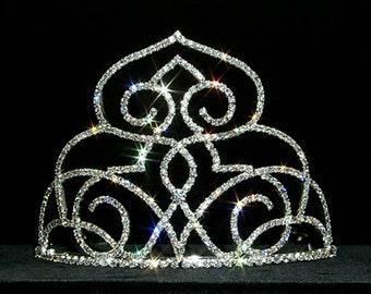 Style # 12552 Middle Eastern Princess Tiara - Small