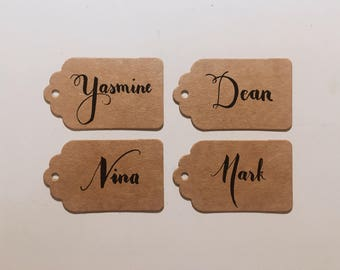 Personalised Gift Tags