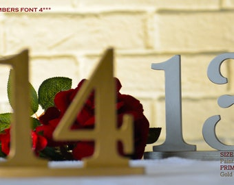 Wedding Table Numbers, Table Numbers, Wood Table Numbers, Table Décor, Wedding Table Number, Table Number