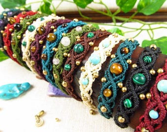 "Bracelet ""Devantar"" In Different Colours"