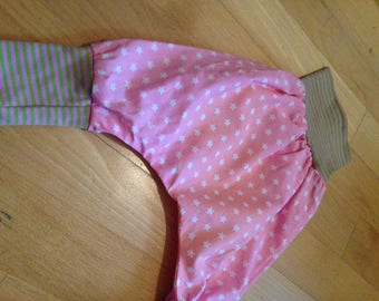 New born baby pants asterisk