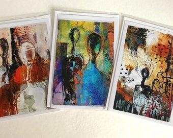 Art Card Sets-Set of 3