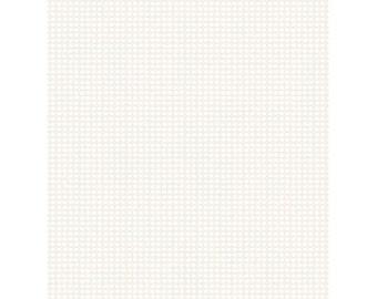 Dit Dot - White Sand (8AH-2) In The Beginning Fabric Yardage