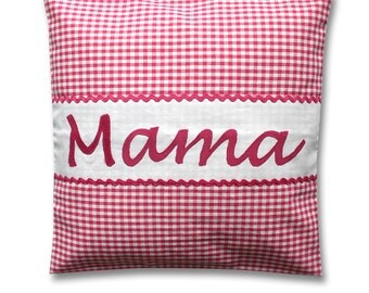 Cushion for the MOM, name pillows, pillow with name, mother's day