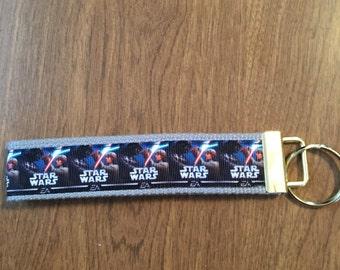 Star Wars Key Chain Zipper Pull