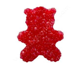 LOVE SPELL Teddy Bear Aroma Beads Air Freshener, Red freshener,Car air-freshener,Teddy Bear freshener,Love Spell freshener,MagicalCandlesFl