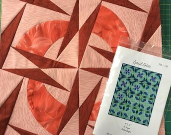 pdf file quilt pattern Optical Orbits