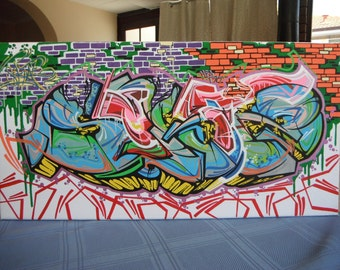 Another piece on the wall
