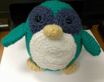 Howie the Penguin