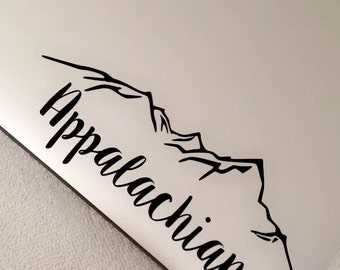 Appalachian Decal