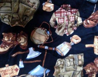 Small Quilt, Child's Small Quilt, Boy's Small Quilt, Vintage Small Quilt, Vintage Child's Quilt, Vintage Boy's Quilt, Child's Quilt, Boy's