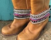 Bohemian boot belts from Ibiza no 8